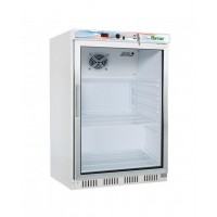 REFRIGERATED CABINET STATIC ECO-LINE NEGATIVE 1 GLASS DOOR 120 LITRES