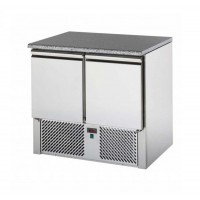 TD REFRIGERATED SALADETTE WITH GRANITE TOP - 2 DOORS