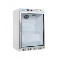 REFRIGERATED CABINET STATIC LINE ECO POSITIVE 1 GLASS DOOR 130 LITERS