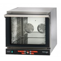 DIGITAL CONVECTION OVEN 4 TRAYS 435x350 / 450x325 - 3.15 kW mod. NERONE 595