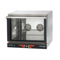 FORNO A CONVEZIONE DIGITALE 4 TEGLIE GN 1/1 - 3,15 kW mod. NERONE GN