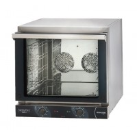 MECHANICAL CONVECTION OVEN 4 TRAYS 435x350 / 450x325 - 3.15 kW mod. NERONE 595