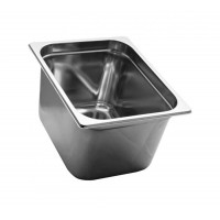 PAN GASTRONORM STAINLESS steel GN 1/2 HEIGHT 20 cm