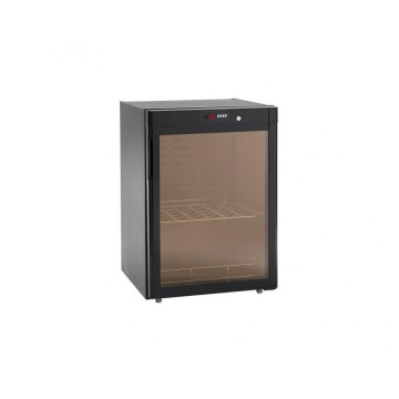 REFRIGERATED WINE CELLAR 45 BOTTLES AKD100W DIFFERENTIATED TEMPERATURES
