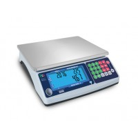 ELECTRONIC BALANCE, COMPACT design FOR SHOPS - CAPACITY 15 Kg - DIVISION 2/5 g