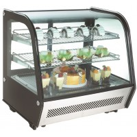 COUNTER DISPLAY CABINET AM SERIES - 120 LITERS