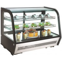COUNTER DISPLAY CABINET AM SERIES - 160 LITERS