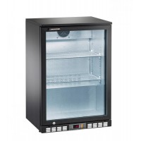 BACK BAR REFRIGERATED SHOWCASE AM SERIES - 1 HINGED DOOR