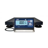 ELECTRONIC BALANCE, COMPACT DESIGN FOR SHOPS WITH EXTERNAL DISPLAY - PORT. 6 Kg - DIV. 0.5 gr