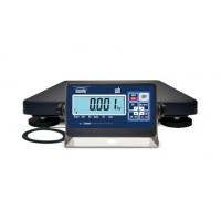 ELECTRONIC BALANCE, COMPACT DESIGN FOR SHOPS WITH EXTERNAL DISPLAY - PORT. 60 Kg - DIV. 5 gr