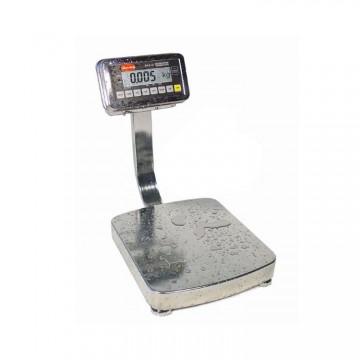 BILANCIA DA BANCO/PAVIMENTO INOX IP65 PROFESSIONALE APS - 15 Kg - div. 1/5 gr