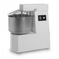 IMPASTATRICE A SPIRALE 17 Kg - 21 litri CON TESTA FISSA - MONOFASE 230V