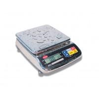 BILANCIA ELETTRONICA DI PRECISIONE INOX IP65 - PORTATA 6 Kg - DIVISIONE 0,2 gr