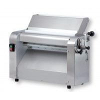 SHEETER / LAMINATOR - STAINLESS STEEL ROLLERS 42 cm