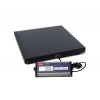 BILANCIA ELETTRONICA MULTIFUNZIONE A PROFILO BASSO - PORTATA 60 Kg - DIVISIONE 10/20 gr