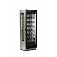 EXHIBITION FRIDGE CELLAR FOR WINE 35 BOTTLES