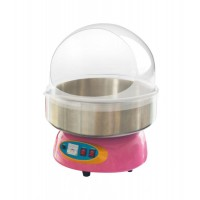 MACHINE FOR cotton candy PROFESSIONAL TOUR SMART 520 mm + DOME
