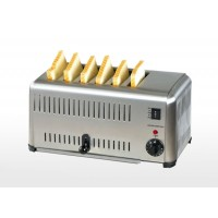 TOASTER PROFESSIONAL 6 SLICES