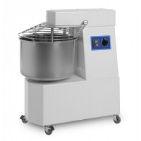 SPIRAL MIXER 18 Kg - 21 liters WITH FIXED HEAD