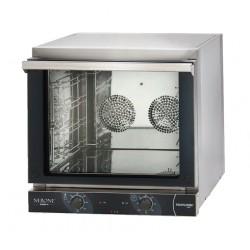 FORNO A CONVEZIONE MECCANICO 4 TEGLIE 435x350/433x322 - 3,15 kW mod. NERONE 595