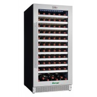 WINE FRIDGE FOR WINE 123 BOTTLES ENOLO VI120S