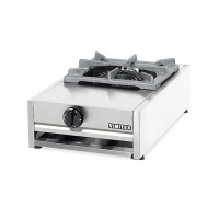 PROFESSIONAL GAS STOVE 301A / M 1 FIRE - CAST IRON GRID