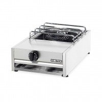 PROFESSIONAL GAS STOVE 301A / S 1 FIRE - CHROME GRID