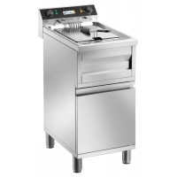 ELECTRIC FRYER ON MOBILE FC12M - 12 LITER TANK