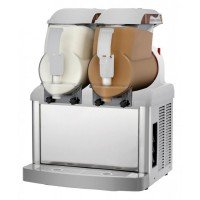 MACHINE FOR SORBET AND COLD CREAMS SPM SP2 - 2 TANKS 5 LITERS