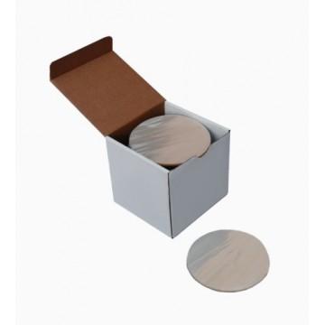 CELLOPHAN DISCS FOR HAMBURGER 100 mm 1 Kg