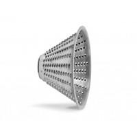 STEEL CONE FOR mozzarella cheese chopper was introduced - HOLES 2.5 mm FOR SOFT CHEESES
