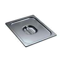 STAINLESS STEEL COVER FOR GASTRONORM GN 1/2