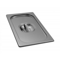 STAINLESS STEEL COVER FOR GASTRONORM GN 1/3
