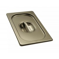 STAINLESS STEEL COVER FOR GASTRONORM GN 1/4