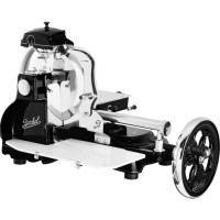 MANUAL FLYWHEEL SLICER BERKEL B3 BLACK - BLADE 300 mm