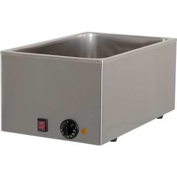 BAIN MARIE BM121 1000W FOR 1 GN 1/1 CONTAINER