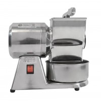 BASIC ELECTRIC GRATER - 400V - STAINLESS STEEL ROLL