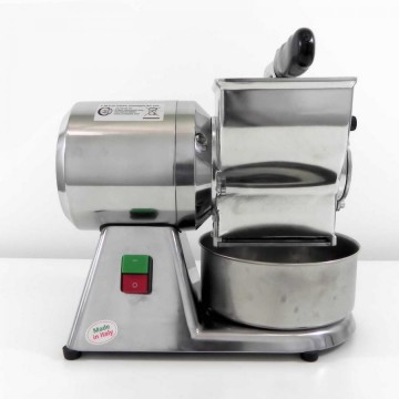 ELECTRIC GRATER EVO - 230V - REMOVABLE STAINLESS STEEL ROLL