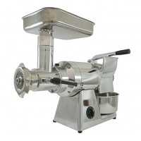 MEAT MINCER GRATER TG 22 - 230V - STAINLESS STEEL GROUP + ROLL