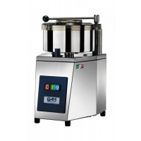 CUTTER ROBOT mod.PROFESSIONAL8 WITH 8 LITER TANK - 400V THREE-PHASE 2 SPEED 700/1400 g / min