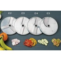 STAINLESS STEEL CUTTER DISC FOR SLICED CUT - THICKNESS 4-5 mm