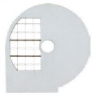 DISC FOR VEGETABLE CUTTER FOR CUBING - DIMENSIONS 12x12-20x20 mm