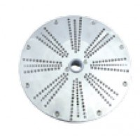 DISC FOR VEGETABLE CUTTER FOR GRATING BREAD AND CHEESE
