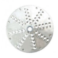 DISC FOR VEGETABLE CUTTER TO THROW MOZZARELLA - DIMENSION 9 mm