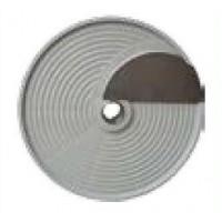 DISC FOR VEGETABLE CUTTER FOR SLICE CUTTING OF DELICATE PRODUCTS - THICKNESS 1-2-5 mm