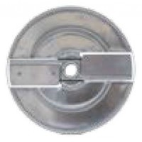 DISC FOR VEGETABLE CUTTER FOR ADJUSTABLE SLICE CUTTING - THICKNESS FROM 1 TO 8 mm