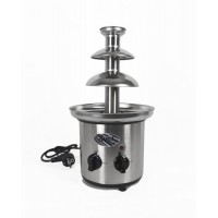 CHOCOLATE FOUNTAIN STAINLESS steel 3 TIERS