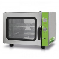 CONVECTION OVEN WITH HUMIDIFIER 3400W