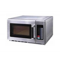 PROFESSIONAL MICROWAVE 2100W - 34 LITRES