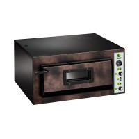 SINGLE CHAMBER ELECTRIC PIZZA OVEN mod.FMEW 6 FOR 6 PIZZA
